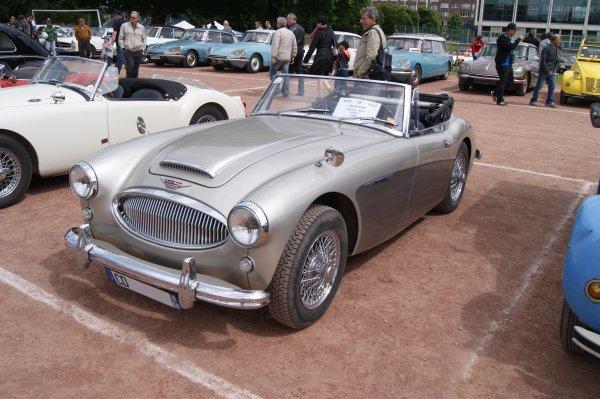 Austin-Healey 3000 MK II A 1962