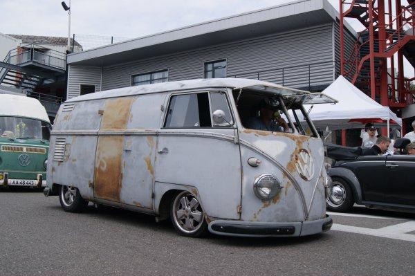 Volkswagen Transporter T1 1955