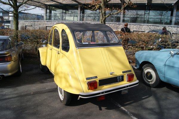 Citroën 2 CV 6 Special 1982