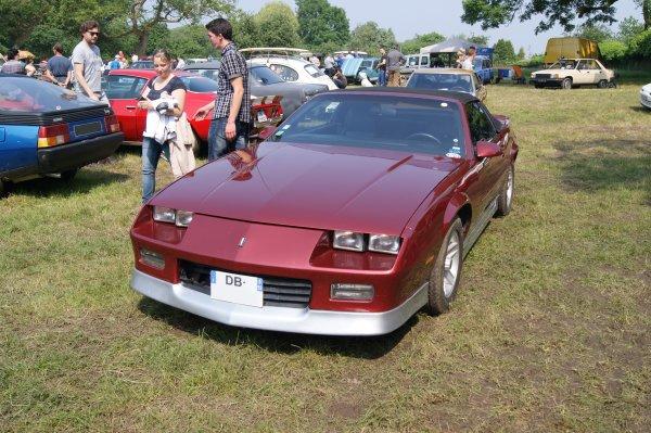 Chevrolet Camaro 1988