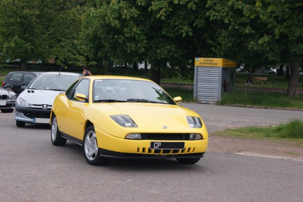 Fiat Coupe 2.0i 16V 1994