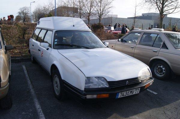 Citroën CX 25 D 1985