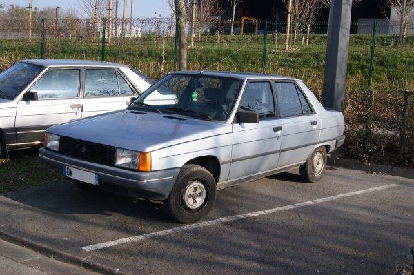Renault 9 1984