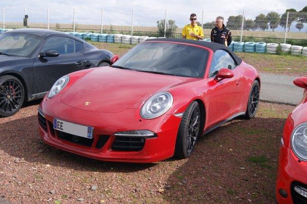 Porsche 991 Carrera GTS 2015