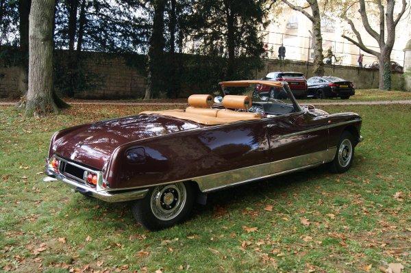 Citroën DS 21 Chapron Le Caddy 1965