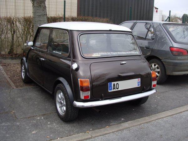 Mini E 1986