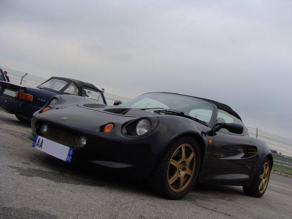 Lotus Elise S1 Heritage Type 79 2000