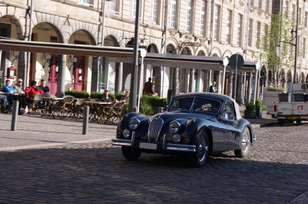 Jaguar XK 140 1954