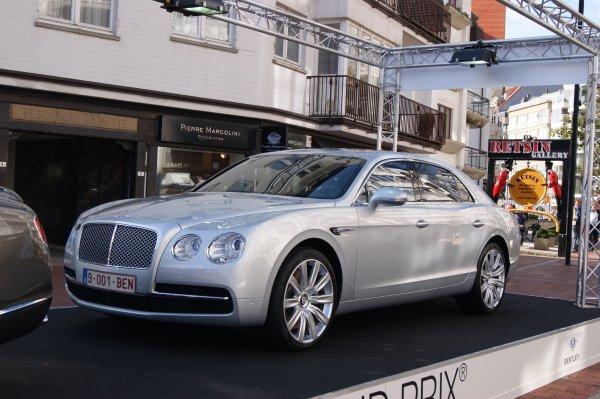 Bentley Flying Spur 2013