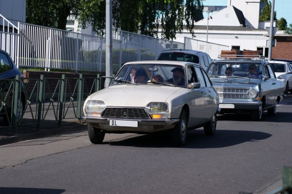 Citroën GS Club 1970
