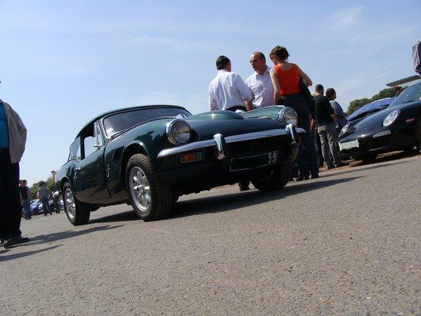 Triumph GT6 MK II 1968