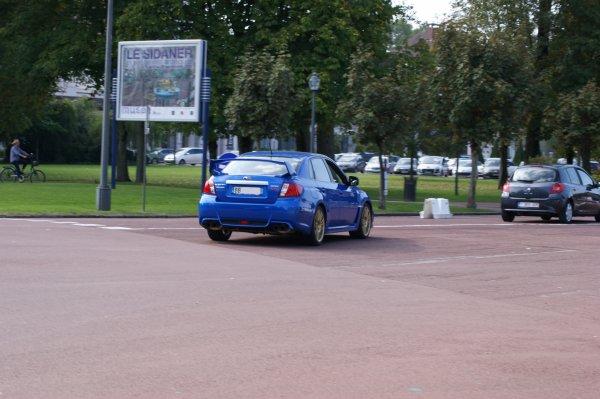 Subaru Impreza WRX STI S 2010