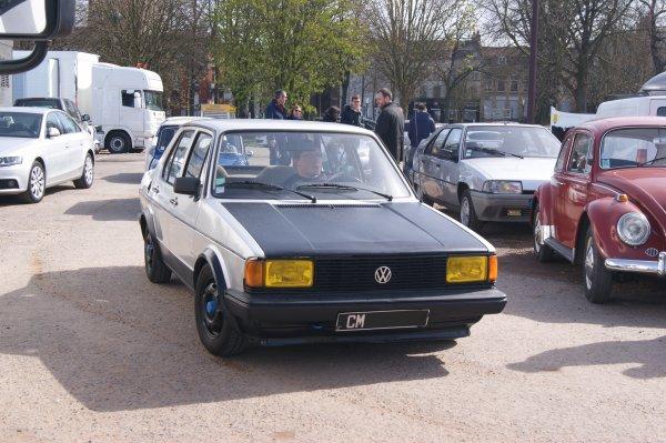Volkswagen Jetta 1983