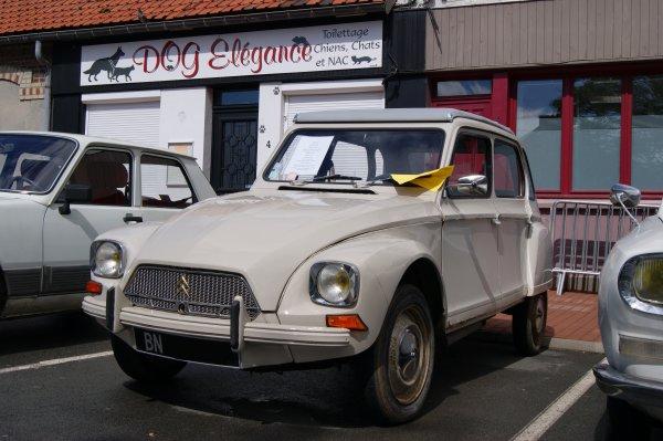 Citroën Dyane 1972