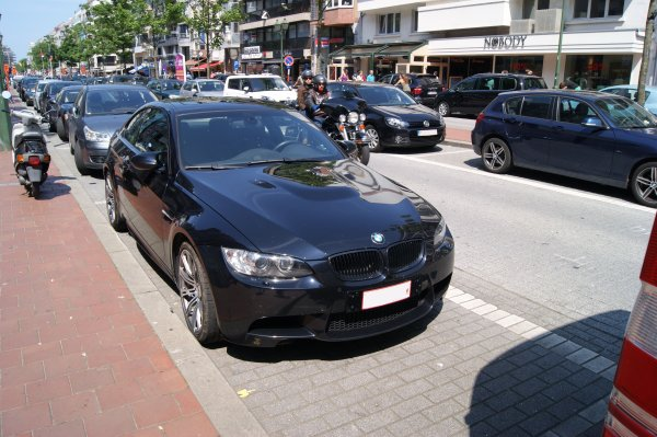 BMW M3 E92 2007