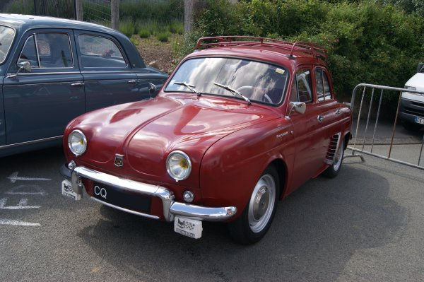 Renault Dauphine R1090 1961