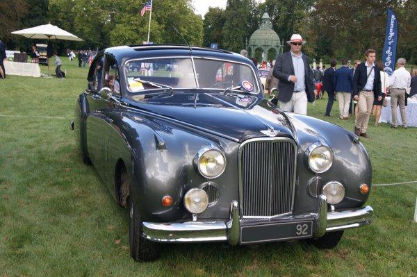 Jaguar MK VIII 1956