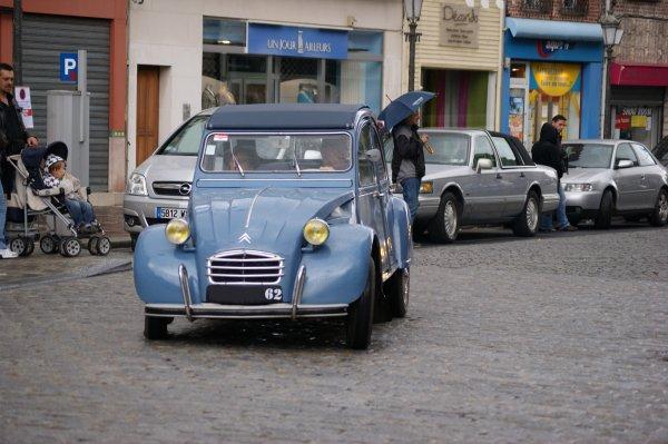 Citroën 2 CV Azam 1965