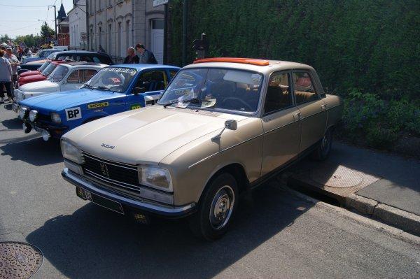 Peugeot 304 SL 1978
