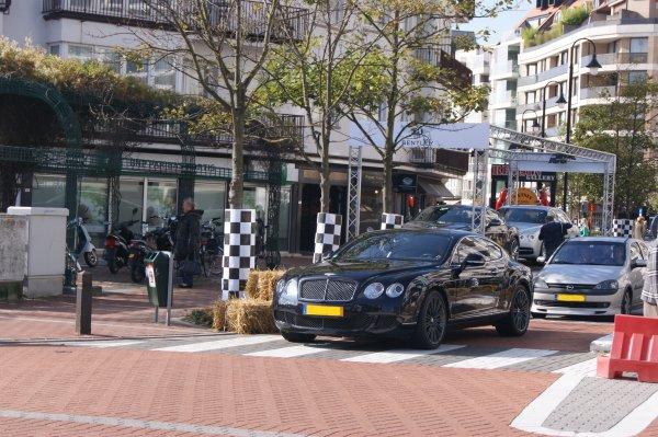 Bentley Continental GT Speed 2007