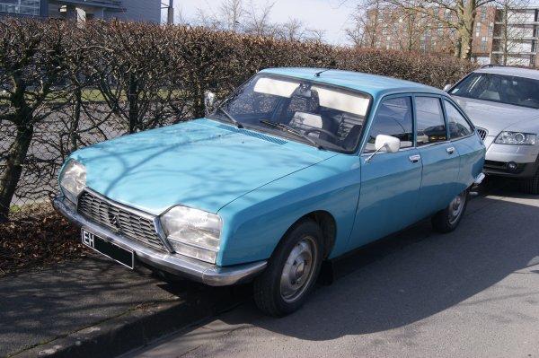 Citroën GSpecial 1974