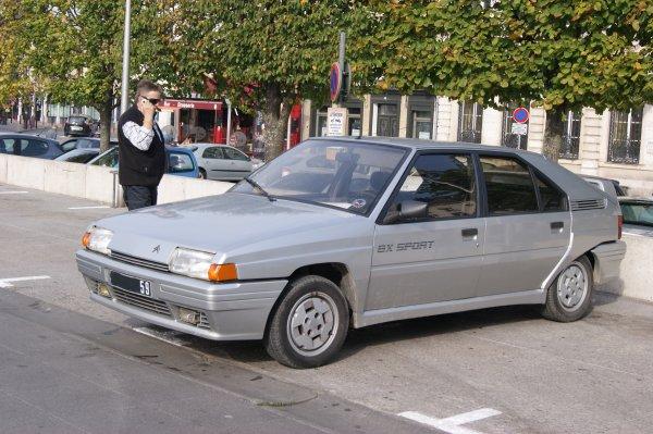 Citroën BX Sport 1985