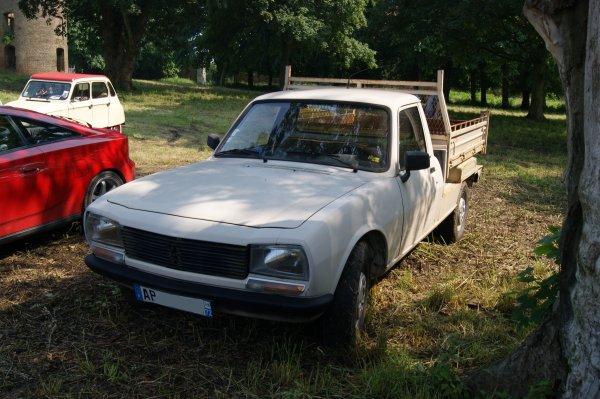 Peugeot 504 Pick-Up 1989