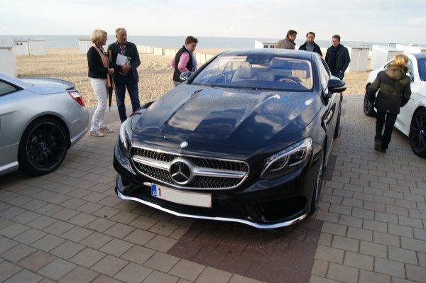 Mercedes S C217 2014