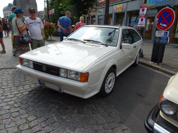 Volkswagen Scirocco Scala 1987