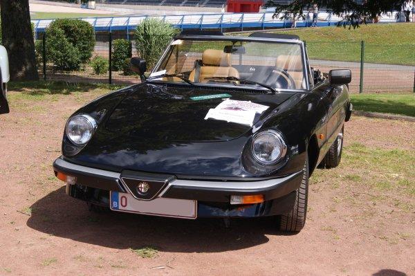 Alfa Romeo Spider 1986