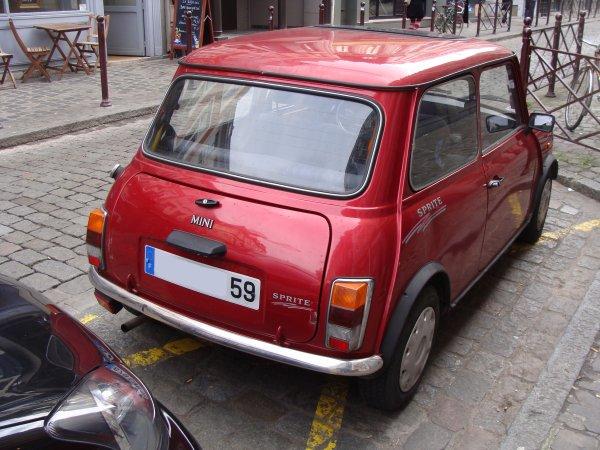 Mini Sprite 1992