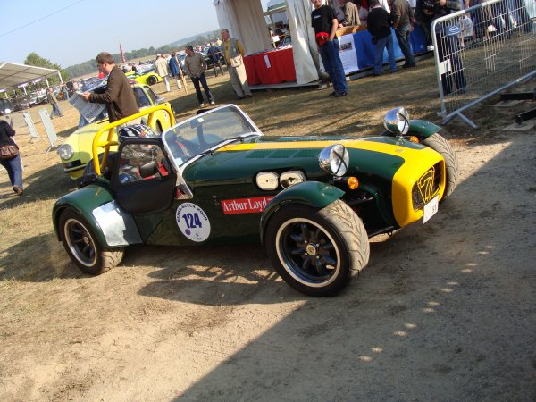 Caterham Super Seven HPC 1990