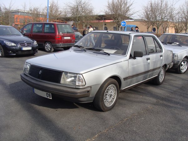 Renault 18 Turbo 1982