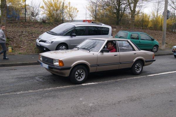 Ford Taunus TC3 1979