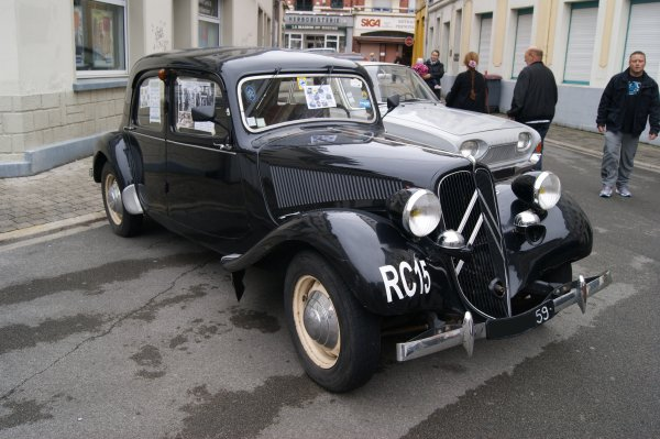 Citroën Traction 11BL 1949
