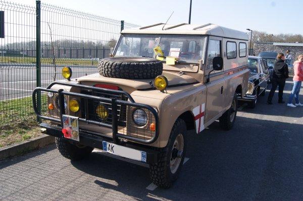 Land Rover 109 S3 1971