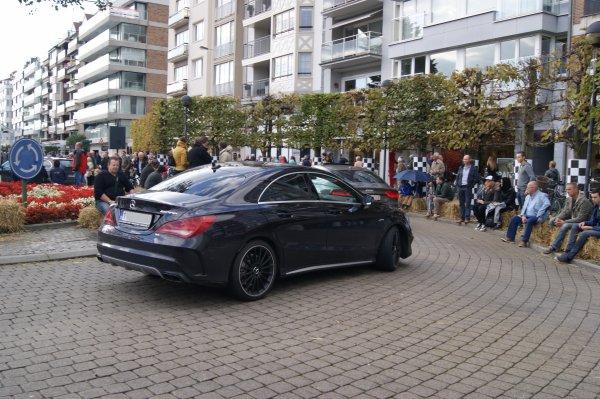 Mercedes CLA C117 45 AMG 2014
