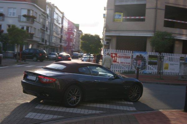 Maserati Grancabrio 2009