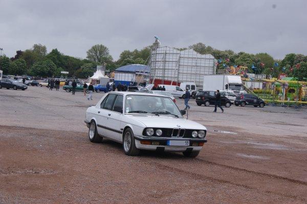 BMW Série 5 E28 1984