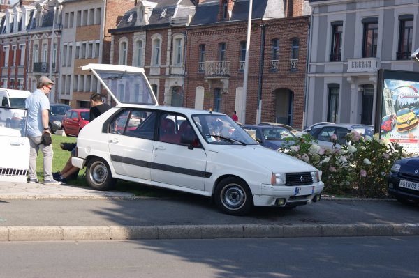 Citroën Visa 17 RD 1986