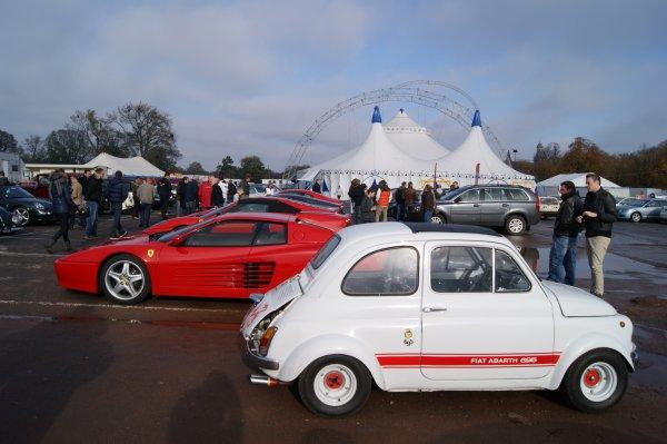 Fiat 500 Abarth 695 1965