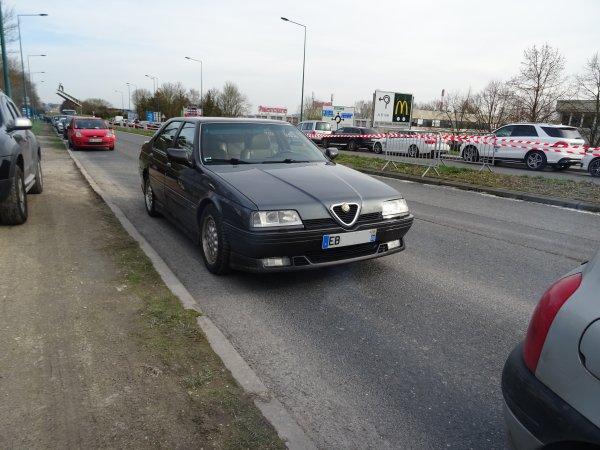Alfa Romeo 164 Nuova 1994