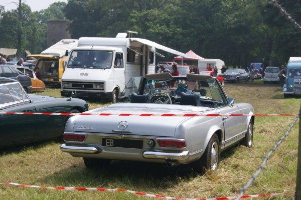 Mercedes 250 SL W113 1966