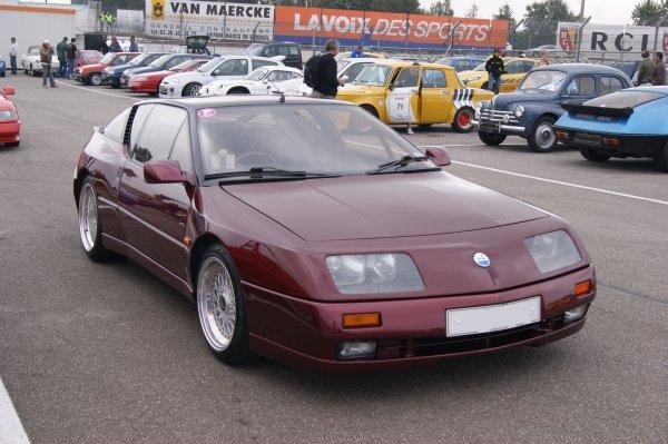 Alpine V6 Turbo Le Mans 1991