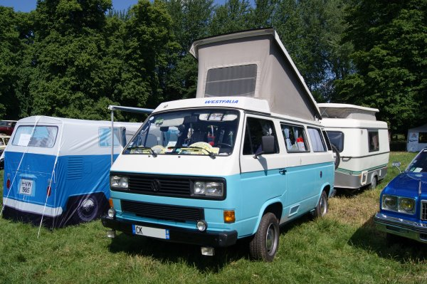 Volkswagen Transporter T3 Westfalia 1987