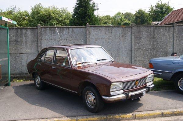 Peugeot 504 1974