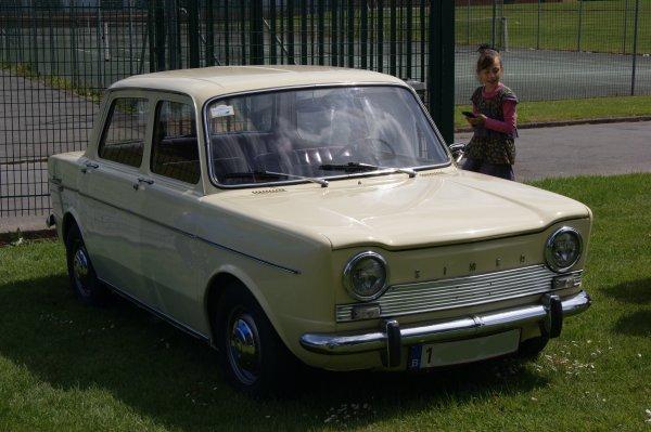 Simca 1000 GL 1963