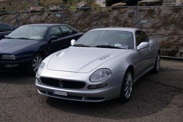 Maserati 3200 GT 1998