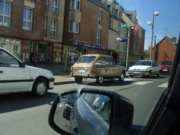 Citroën Ami 8 Confort 1973