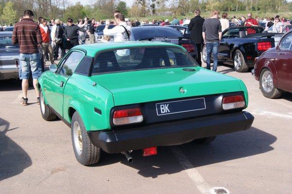 Triumph TR7 1975